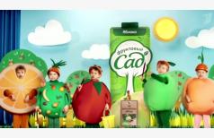 Реклама Фруктовый сад - Новая упаковка 2016