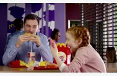 Реклама Макдоналдс Грик Мак 2016