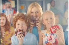 Реклама LOTTE CHOCOPIE