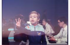 Звездный экипаж Барни - Запусти ракету в космос!