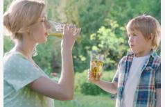 """Реклама сока """"Добрый"""". """" Вкусно поделиться"""""""