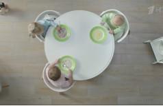 Реклама каши Heinz для детей