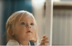 """Реклама """"Агуша. Йогурт"""""""
