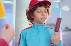 """Реклама """"Мороженое. Чистая линия"""""""