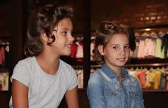 Moda per Bambini: взрослая работа для маленьких моделей