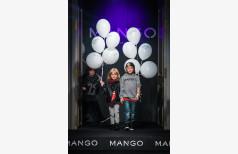 Модный показ MANGO