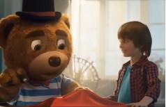 "Реклама ""Медвежонок Барни"""