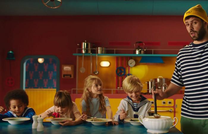 """Реклама """"Yelli Kids"""""""