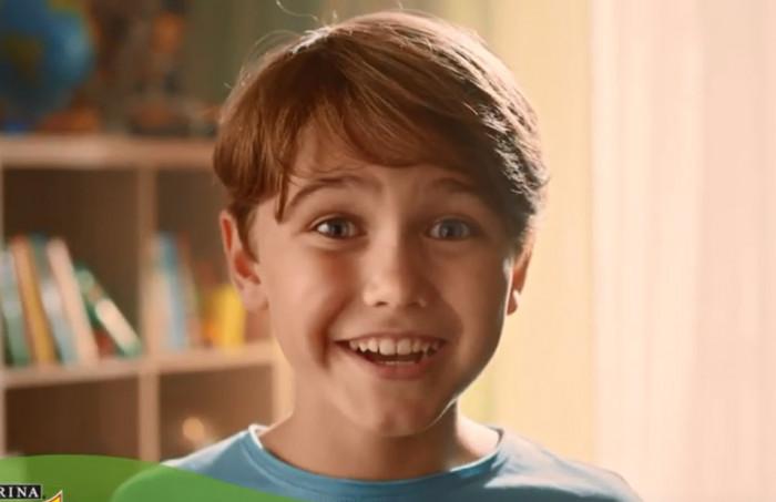 """Реклама """"Friskies для самых счастливых собак!"""""""