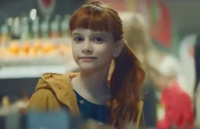 "Реклама ""Корзина доброты в Пятёрочке"""