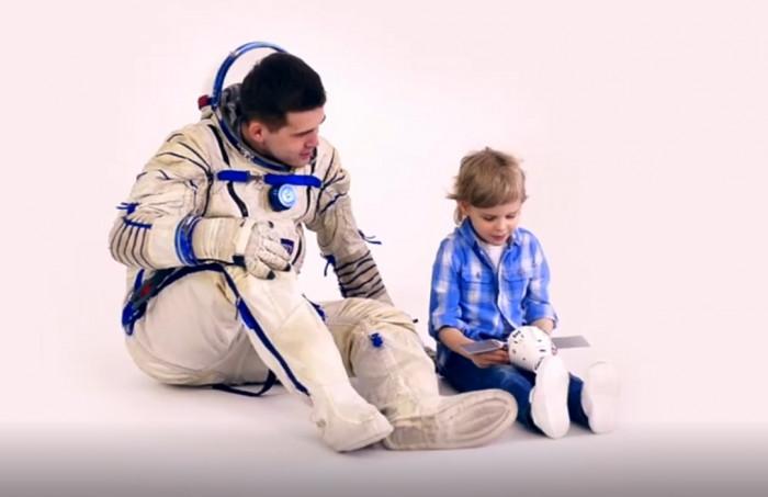 Ролик ко Дню Космонавтики