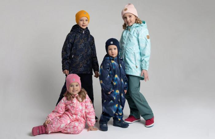 Фото- видеореклама для бренда одежды REIMA