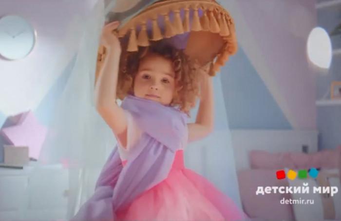 """Реклама """"Детский мир"""""""